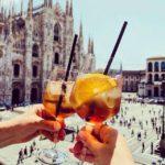 Tornano le esclusive feste in aperitivo nei locali più alla moda di Milano